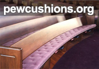 Pew Cushions | Abbott Hall