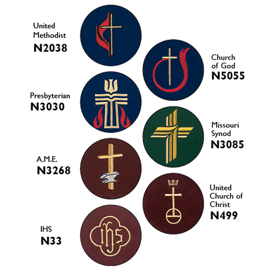 Denomination symbol series stoles abbott hall denomination symbol series stoles biocorpaavc Choice Image
